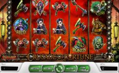 crusade of fortune tragamonedas gratis