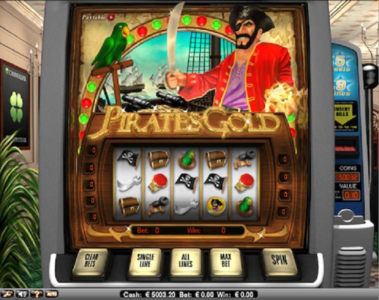 pirates gold tragamonedas gratis