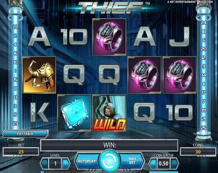thief tragamonedas gratis