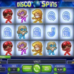 disco spins tragamonedas gratis