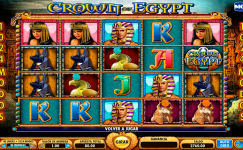 crown of egypt tragamonedas igt gratis