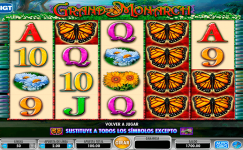 juegos tragaperra gratis grand monarch
