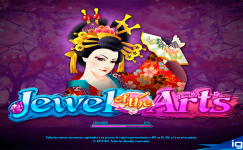 jewel of the arts slot igt gratis