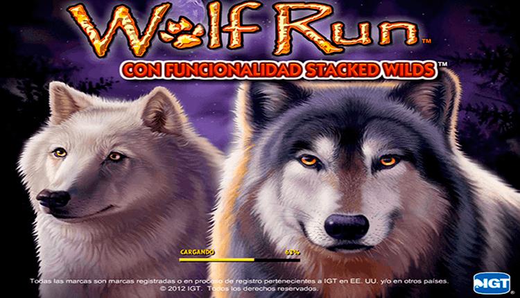 juegos de casino wolf run gratis