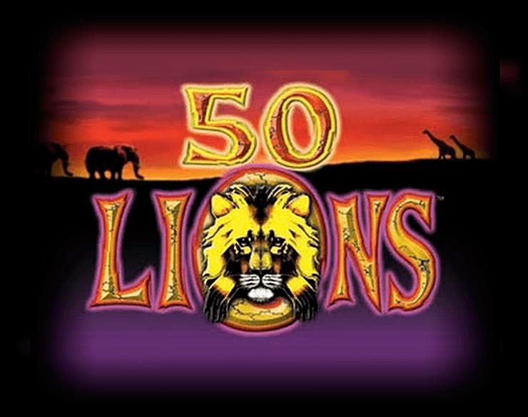 50 Lions slot - spil 50 Lions pokie gratis online