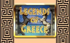 legends of greece