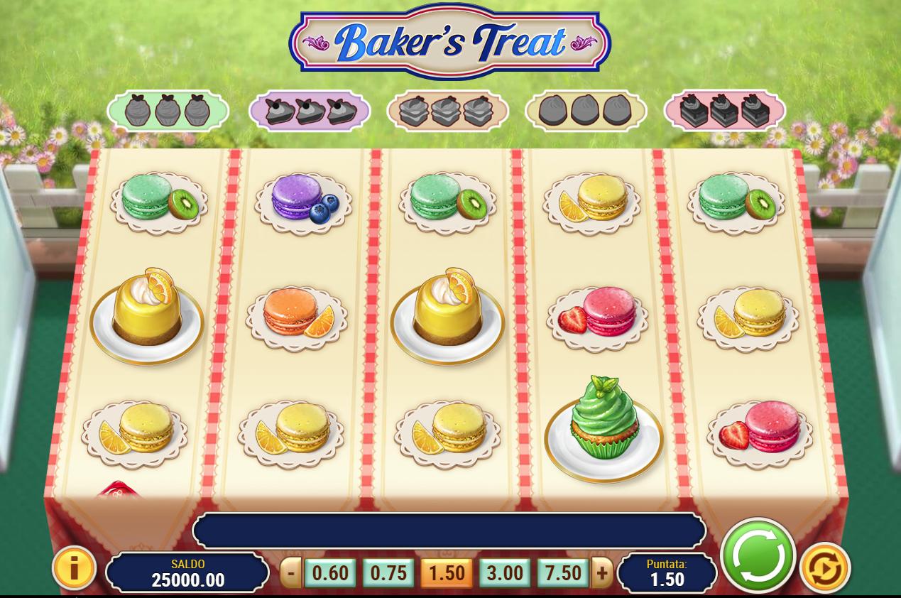 Bakers Treat