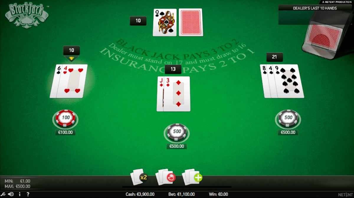 Blackjack Pro