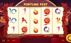 tragaperra juego gratis fortune fest