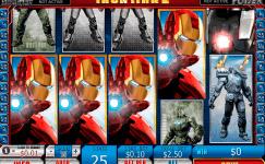 tragaperras gratis iron man 2