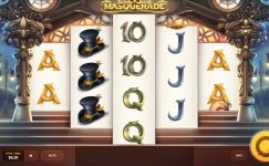 jugar masquerade gratis tragamonedas sin registrarse