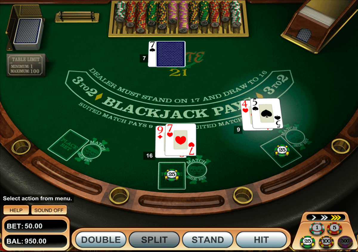 Blackjack stash locais de desova