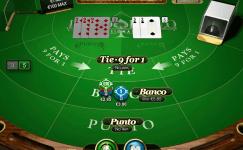 punto banco™ pro series