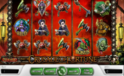 crusade of fortune tragamonedas gratis