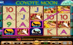 coyote moon maquinas tragaperras gratis