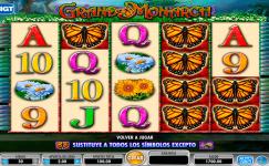 juegos tragaperra gratis grand monarch