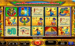 jugar tragaperras gratis pharaohs fortune