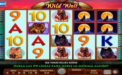 juegos de casino wild wolf sin descargar