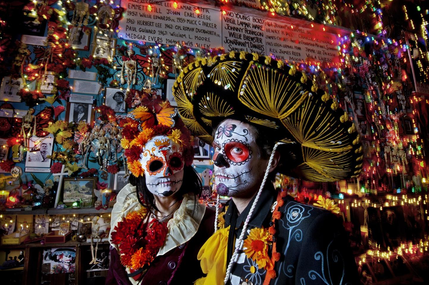 Esencia e historia del día de los muertos
