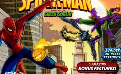 spider man: attack of the goblin
