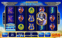 juego de casino online gratis age of the gods: king of olympus