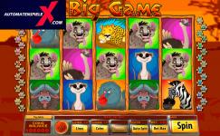 juegos de tragaperra gratis big game