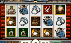 cops 'n robbers maquina tragamonedas