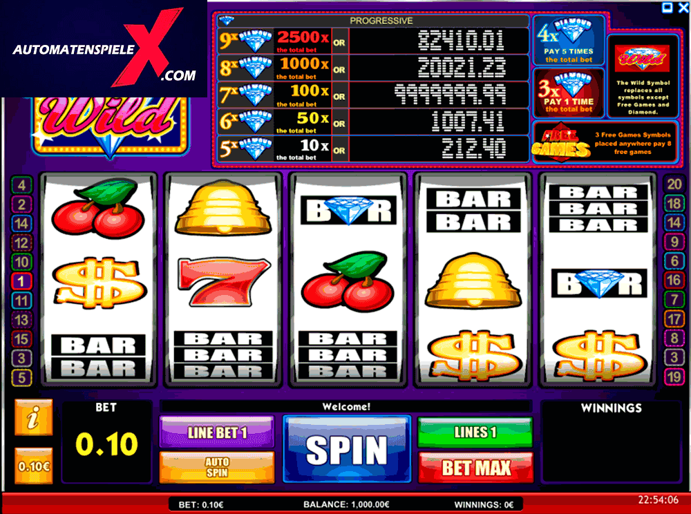 Spiele Triple Diamond Keno - Video Slots Online