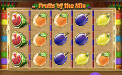 fruits of the nile tragaperra gratis online