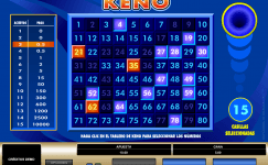 keno game microgaming