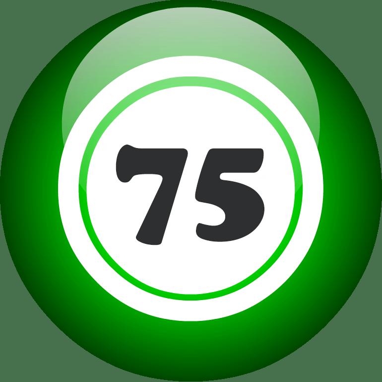 online Bingo 75