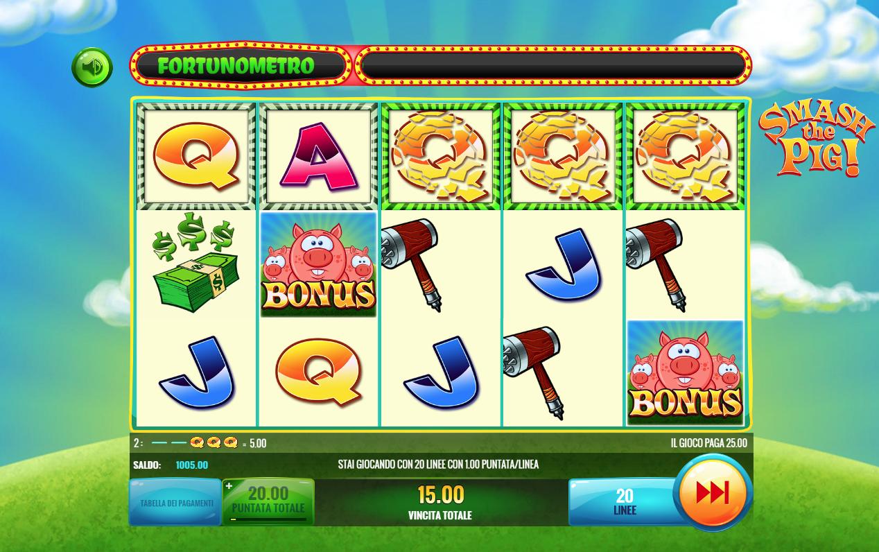 All slots 10 free