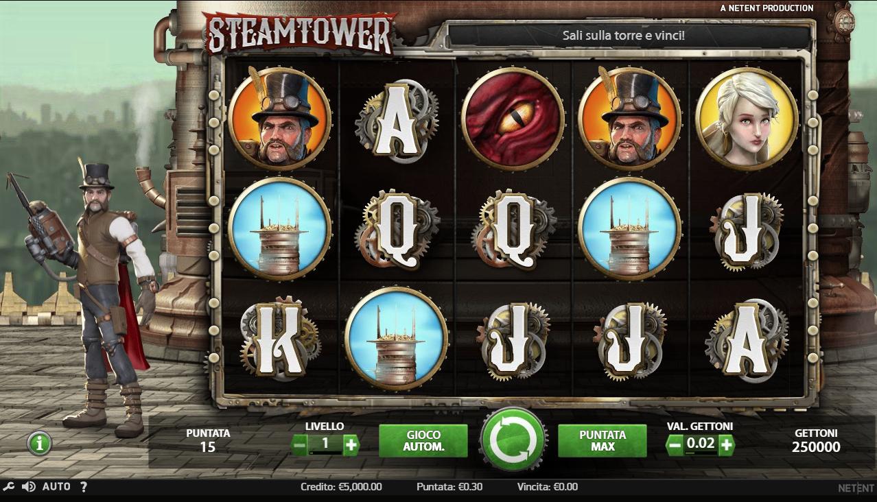 I gamble slot games