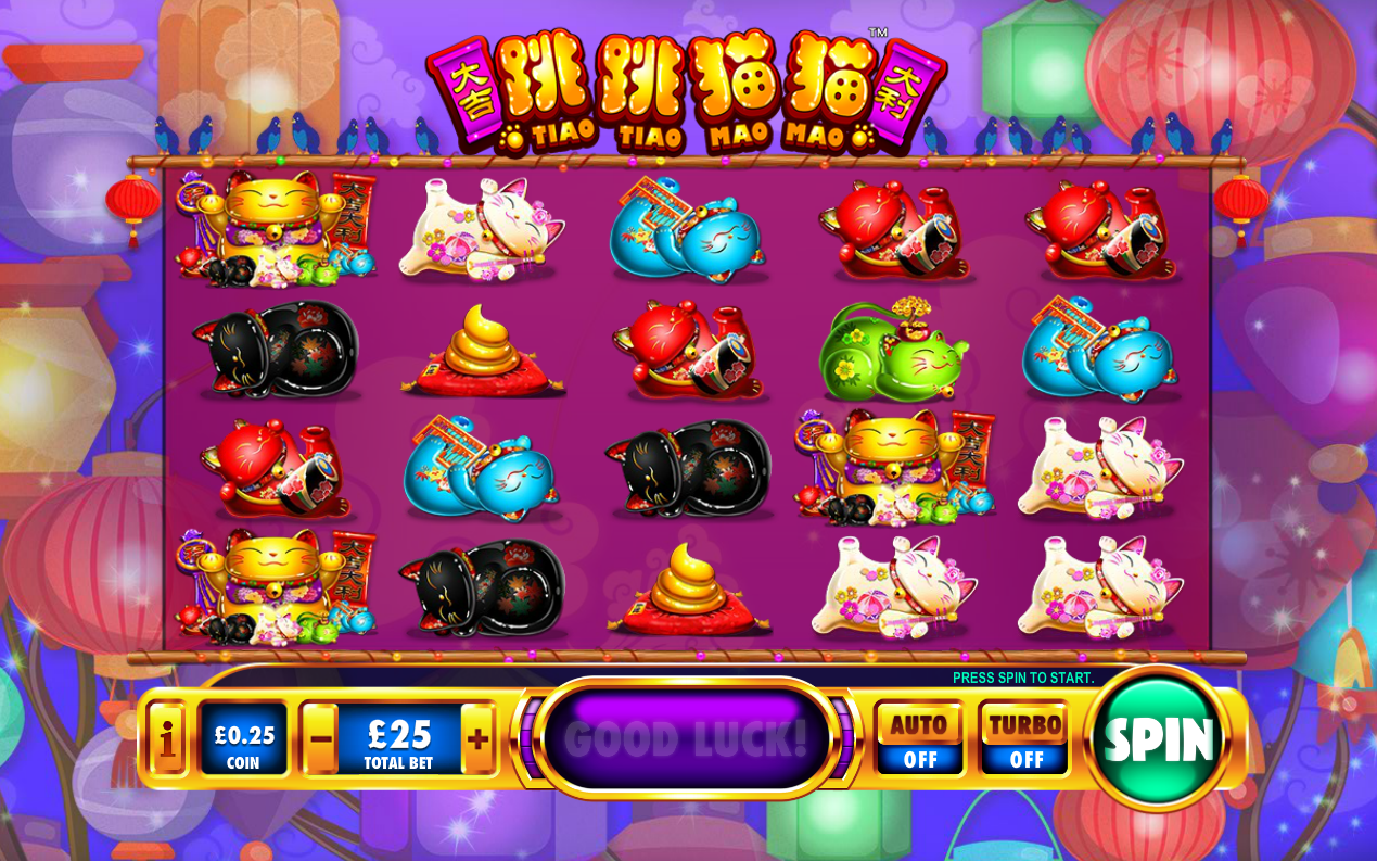 Newest slot machine wins
