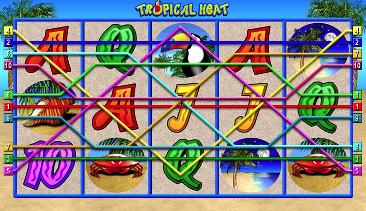 Konami slot machines