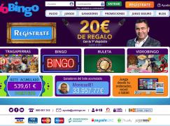 yobingo casino tragamonedas