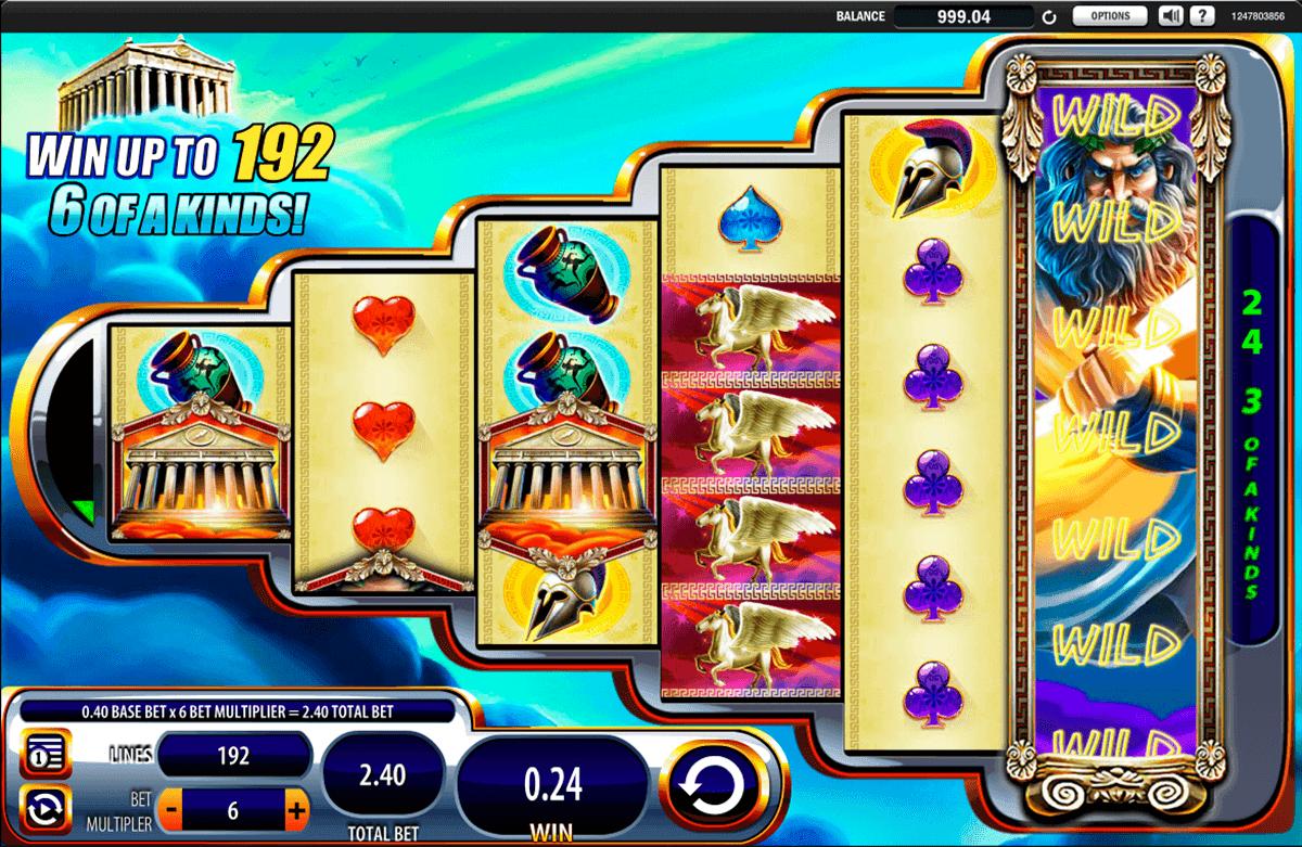 Juegos De Casino Gratis Zeus